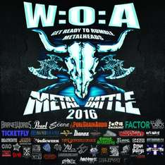 [MP3/FLAC] Wacken Metal Battle Canada Compilation Vol. 4 (2016)