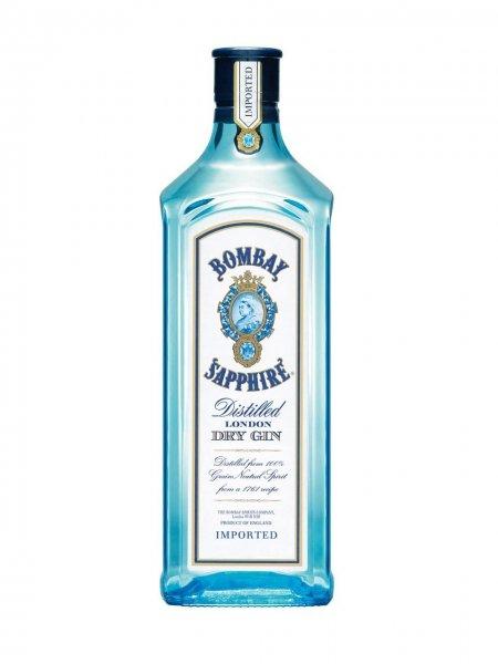 3x 1 Liter Bombay Sapphire Gin 47% - 50,70 € (Heinemann) - 0,7 L für 11,83 €