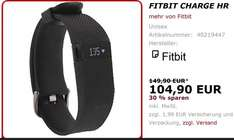 Fitbit Charge HR (S) 104,90€