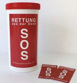 "[HANAU] ""Rettung aus der Dose""  kostenlose SOS-Dose"