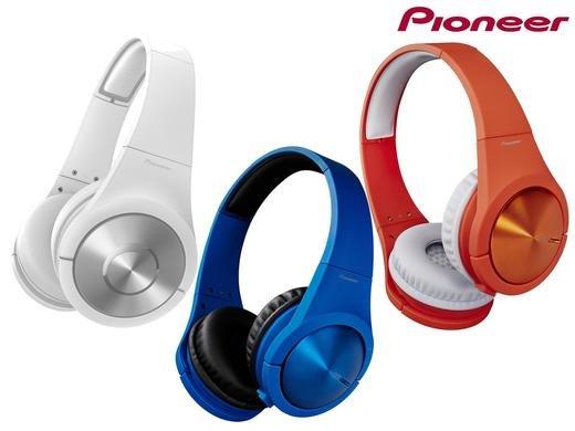 Pioneer SE-MX7 Kopfhörer mit 40mm Doppelbass bei iBOOD.de für 65,90€