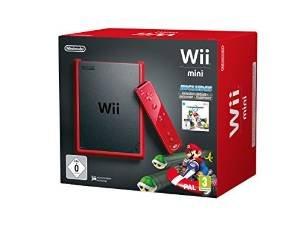 [Amazon.de/Warehouse] Nintendo Wii mini + Wii Controller PLUS + Nunchuck + Mario Kart [Zustand: Sehr gut] 82,58€