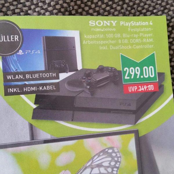 PS 4 schwarz 500GB 299€,marktkauf Nowak Iserlohn, lokal?