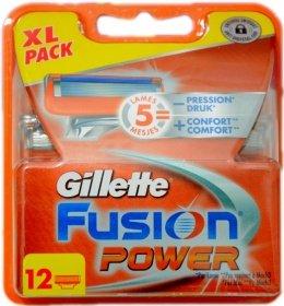 12er-Pack Gillette Fusion Klingen  bei Rossmann