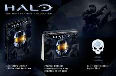 Halo Master Chief Collection Limited Edition 29,41 Euro inklusive Versand!