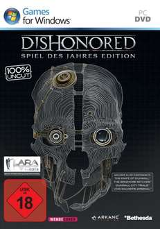 [Steam]  Dishonored Game of the Year Edition @ Kinguin