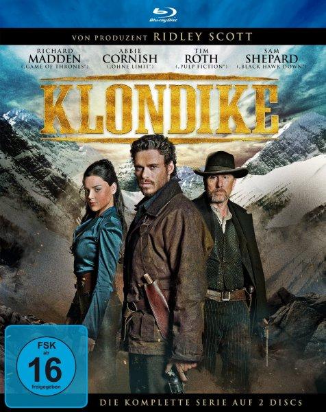 Klondike - Die komplette Serie (inkl. Pilotfilm) [Blu-ray] für 9,97€ bei Amazon (Prime)