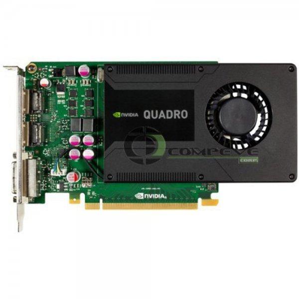 [Amazon] HP NVIDIA Quadro K2000 2GB Grafikkarte für 384,54 € / nächster Idealo 433,94 € Vorkasse, 441,23 € PayPal