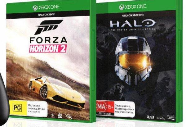 [Microsoft Store FR] 2 für 1 aus folgenden Spielen: Halo MCC, Gears of War UE, Forza Horizon 2, Rare Replay - z.B. Halo MCC + Forza Horizon 2 für 29,99€ [kostenfreier Versand] [Disc-Versionen]