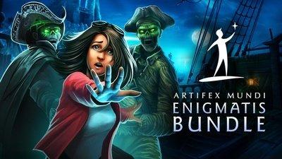[Steam] Artifex Mundi: Enigmatis Bundle (8 Spiele, alle mit Sammelkarten) für 2,29€ @ Bundle Stars
