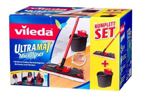 Vileda UltraMat-Komplett-Set