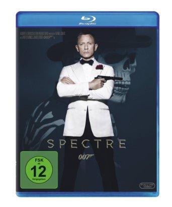 (Saturn Köln) Blu-Ray James Bond Spectre 10€