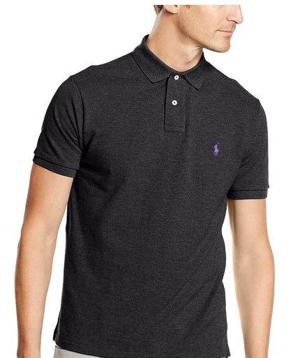 [Amazon Prime] Polo Ralph Lauren Herren Poloshirt Slim-Fit Piqué-Polo ab 25,50€