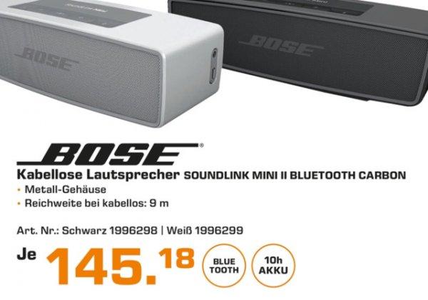 [Saturn Baden-Württemberg] BOSE Soundlink Mini 2
