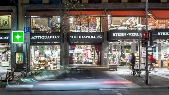 [LOKAL] Stern Verlag Buchhaus (Düsseldorf Friedrichstraße) Räumungsverkauf - 30% auf alles