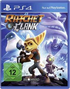 Ratchet and Clank PS4 Vorbestellen