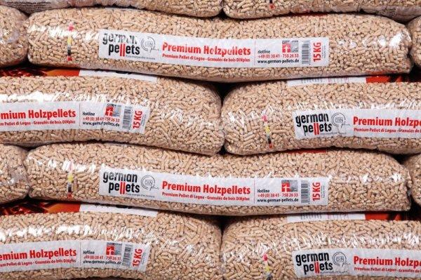 [lokal Raiffeisenmärkte] Sammelaktion 10% auf alles, dadurch Holzpellets ab 239,60/Tonne