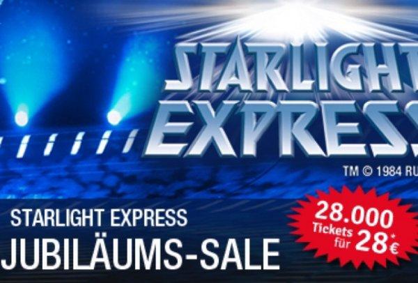 {Musical} Starlight Express PK2 28€