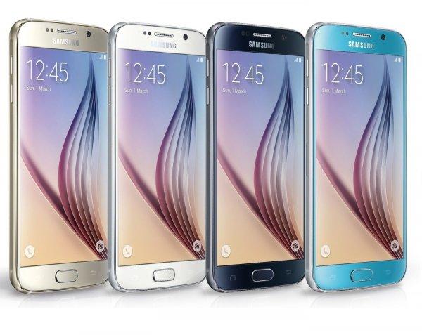 [ebay wow] Samsung Galaxy S6 SM-G920F Schwarz Weiß Gold Blau 360€