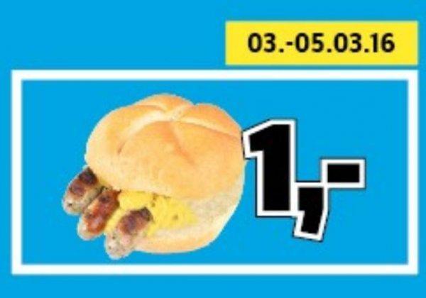 [lokal] Nürnberg - 3 im Weggla 1€ - Conrad Wiedereröffnung 03.-05.03.2016