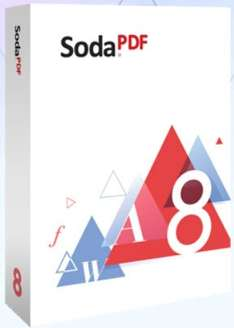 Soda PDF8 Standard gratis bei Giveaway of the Day