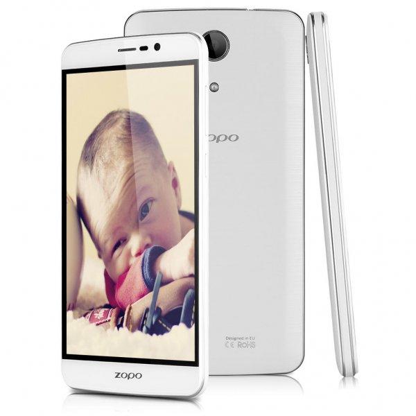 [ebay] ZOPO Speed 7 4G Smartphone (5,0 & 5,5 zoll FullHD, MTK6753 Oktacore, 3GB RAM, 16GB ROM erweiterbar, 13MP & 5MP Kamera, DUAL-microSIM + microSD bis 64GB, LTE Band 20 (800 Mhz), Li-Polymer 2500 mAh wechselbar, Android 5.1 (6) für 140€