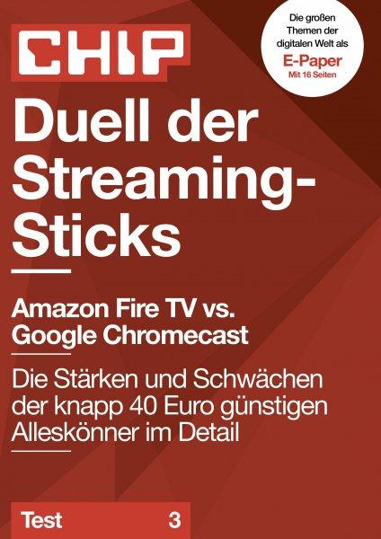 Duell der Streaming-Sticks (eBook) gratis