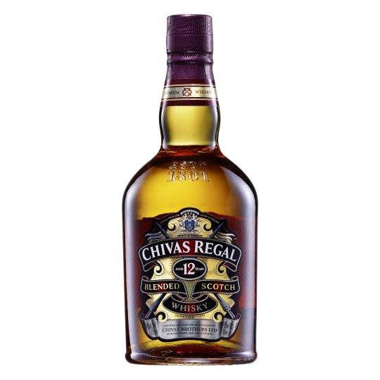 REAL Online@ Chivas Regal 12 Jahre Whisky 40% 0,7 l für 19,99€ und Glennfiddich Malt Whisky 12J. 40% 0,7l für 22,99 € bei Filiallieferung