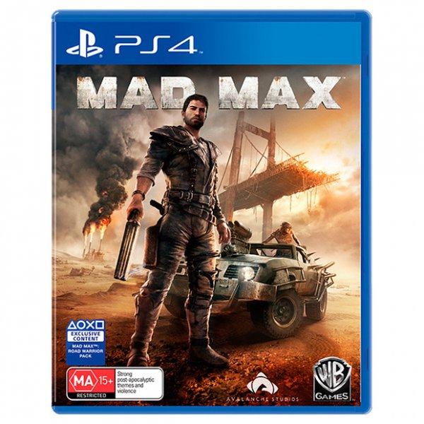 Mad Max PS4 für 23,08 € inkl. VK [ShopTo.net] - Auf Deutsch spielbar