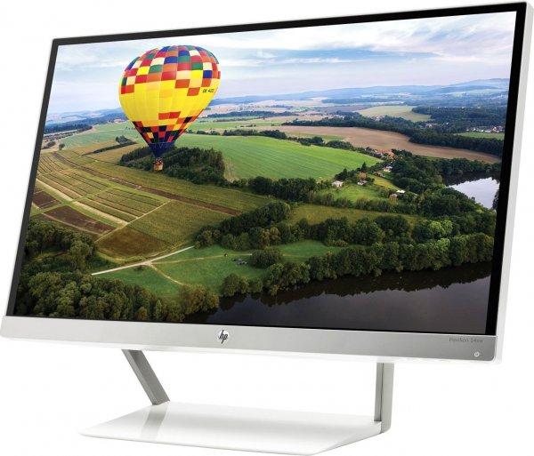 [Amazon] HP Pavilion 24xw Monitor (23,8'' FHD IPS, 250cd/m², 1.000:1, VGA + 2x HDMI) für 139€