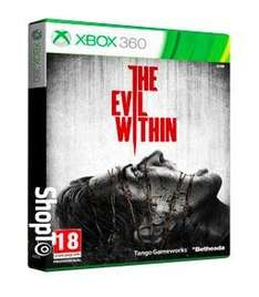 The Evil Within (Xbox 360) für 10,31€ bei Shopto
