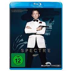 [Euronics] James Bond SPECTRE Blu-Ray ab 03.03.2016