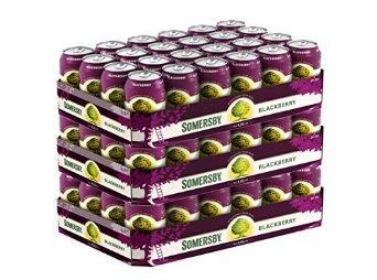 Somersby Blackberry Cider | Palette für 9,99€ zzgl 3,95€ Versand