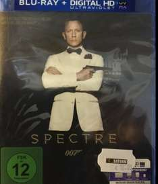 Spectre James Bond (Lokal Saturn Köln)