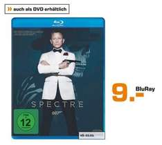 [Lokal] Saturn Nürnberg: James Bond Spectre BluRay € 9,-