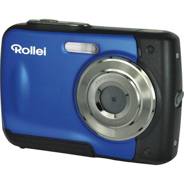 ROLLEI Sportsline 60 Kompaktkamera - auch bis zu 3m unter Wasser!
