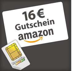 [Ebay] Klarmobil 1,95 + 16,- Euro Amazon Gutschein bzw. 3,90 + 32 Euro Amazon