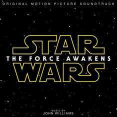 Star Wars: The Force Awakens - Soundtrack für 4,97€