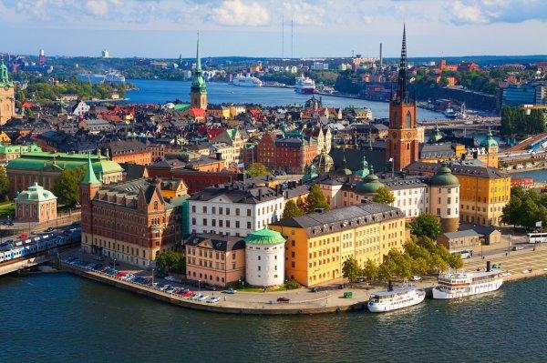 [April] Hin- und Rückflüge mit Ryanair von Düsseldorf Weeze oder Bremen nach Stockholm für 20€