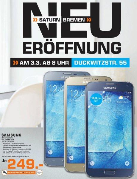 [Local/Bremen] Samsung Galaxy S5 Neo - Saturn Eröffnungsangebot