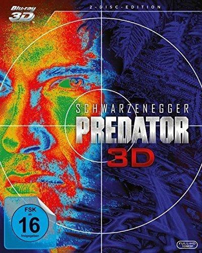 (Amazon Prime) Predator 3D - Blu-Ray für 12,90 EUR