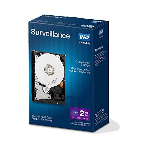 [AMAZON] Western Digital Surveillance SATA 2TB (WDBGKN0020HNC) für 92,06 EUR inkl. Versand