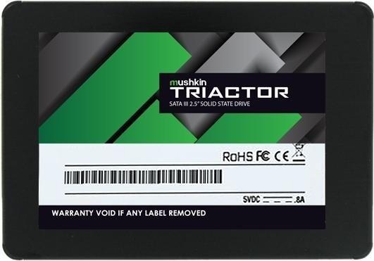 Mushkin Triactor 480 GB SSD ab 113,90 € @ Schwanthaler Computer