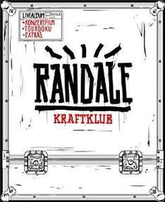 Kraftklub - Randale Live (Limited Special Edition Bluray + 2 CD) [Blu-ray]