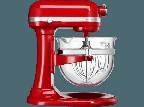 KITCHENAID Artisan Küchenmaschine Empirerot 500 Watt - PVG: 809,-- EUR