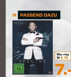 [Lokal Schweinfurt, Saturn] James Bond Spectre Bluray