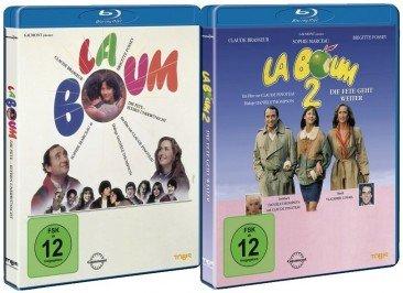 [Mediadealer] La Boum 1+2 Set (Blu-ray) für 11,97€ inc. Versand