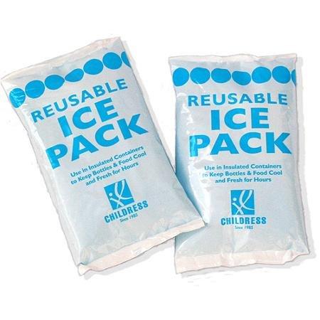 3 Gratis Eis Kühl Akkus ( Granulat ) auch Mikrowellen geeignet