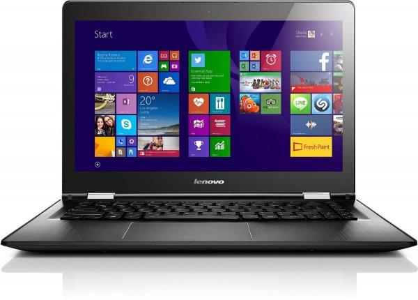 Lenovo YOGA 500 i5-5200U, 2,7GHz, 4GB RAM, 1TB HDD, NVIDIA GeForce 940M 2GB / 4GB RAM 548,99 € / 8GB RAM 649.- € @ Amazon