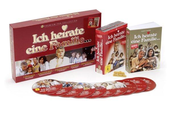 (Amazon Prime) Ich heirate eine Familie - Premium-Fan-Collection [10 DVDs] für 24,95 EUR